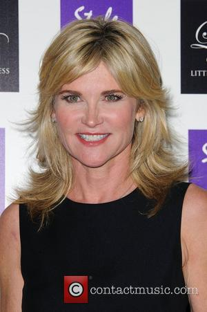Anthea Turner Style for Stroke - launch party held at No. 5 Cavendish Square   London, England - 02.10.12