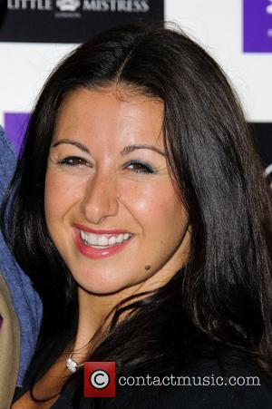Hayley Tamaddon Style for Stroke - launch party held at No. 5 Cavendish Square   London, England - 02.10.12