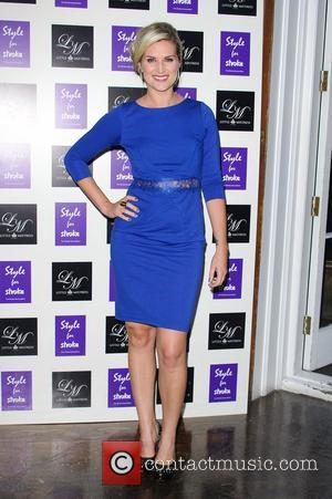 Sarah Jane Dunn Style for Stroke - launch party held at No. 5 Cavendish Square   London, England -...