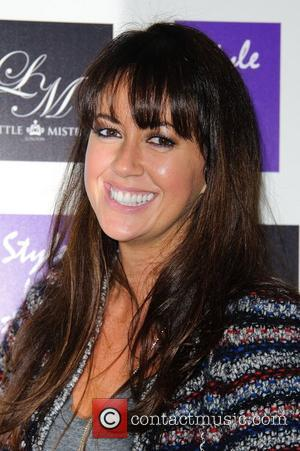Sheree Murphy Style for Stroke - launch party held at No. 5 Cavendish Square   London, England - 02.10.12