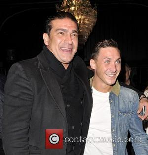 Tamer Hassan and Kirk Norcross