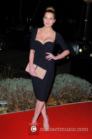 Helen Flanagan Shrugs Off Negative Press With David Haye At Military Awards