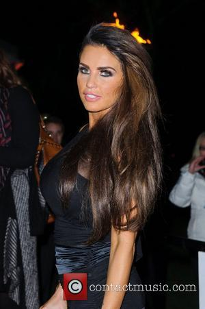 Katie Price, The Sun Military Awards