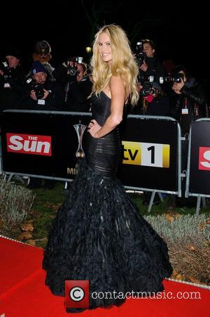 Elle Macpherson Night of Heroes: The Sun Military Awards held at the Imperial War Museum - Arrivals London, England -...
