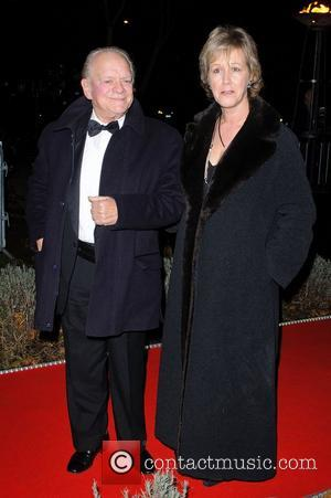Sir David Jason Night of Heroes: The Sun Military Awards held at the Imperial War Museum - Arrivals London, England...