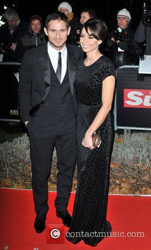Frank Lampard and Christine Bleakley Night of Heroes: The Sun Military Awards held at the Imperial War Museum - Arrivals...