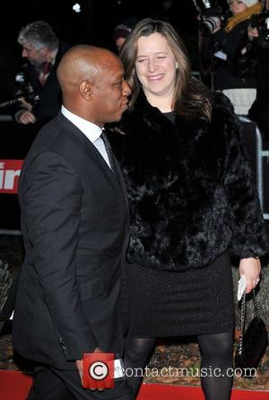 Ian Wright and Nancy Hallam Night of Heroes: The Sun Military Awards held at the Imperial War Museum - Arrivals....