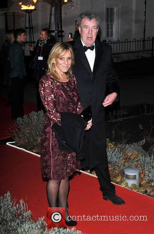 Jeremy Clarkson with wife Frances Night of Heroes: The Sun Military Awards held at the Imperial War Museum - Arrivals....