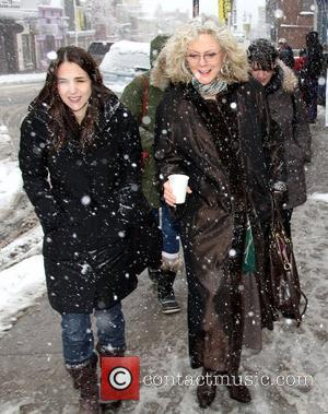 Blythe Danner Celebrities attending the 2011 Sundance Film Festival - Day 3 Park City, Utah - 21.01.12