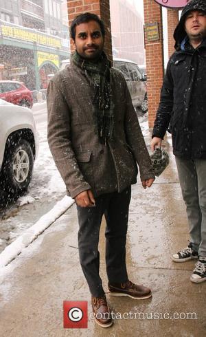 Aziz Ansari Celebrities attending the 2011 Sundance Film Festival - Day 3 Park City, Utah - 21.01.12