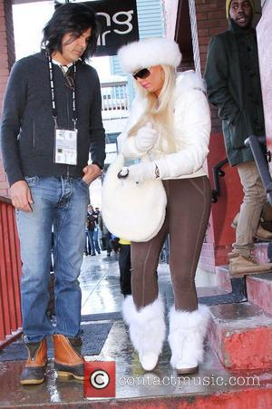 Coco Austin  Celebrities attending the 2011 Sundance Film Festival - Day 4 Park City, Utah - 22.01.12