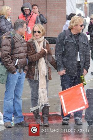 Helen Hunt,  at the 2011 Sundance Film Festival - Day 4 Park City, Utah - 23.01.12,