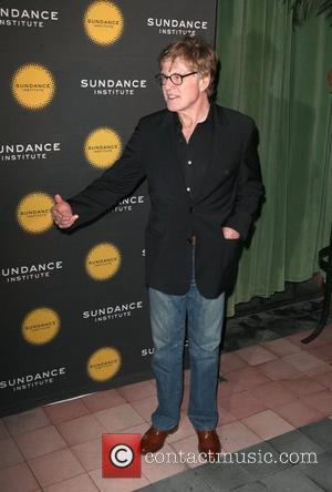 Robert Redford  The Sundance Institute hold their first-ever New York benefit celebrating its theatre programme, held at the Bowery...