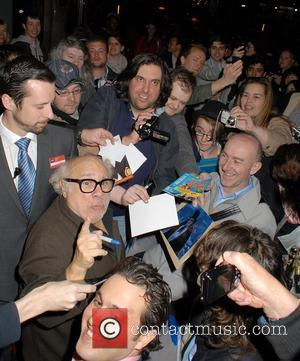Danny DeVito  at the press night for The Sunshine Boys at the Savoy Theatre. London, England -17.05.12
