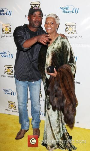 Darius Rucker and Dionne Warwick The 9th Annual Project Sunshine 'Sunshine In The City' Benefit at the Hilton New York...