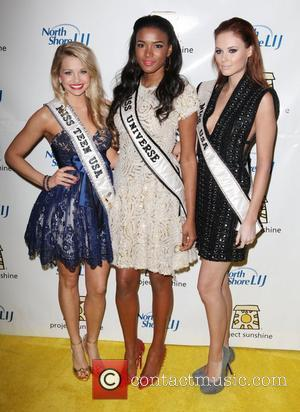 Miss Teen USA, Danielle Doty, Miss Universe, Leila Lopes and Miss USA, Alyssa Campanella The 9th Annual Project Sunshine 'Sunshine...