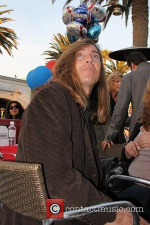 James Mitchell,  at the Super Bowl Party at Sangria tapas bar. Hermosa Beach, California - 05.02.12