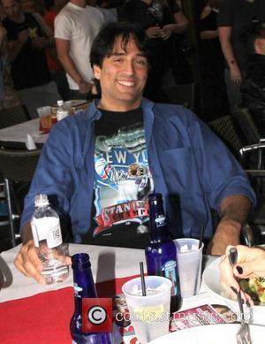 Vincent Spano,  at the Super Bowl Party at Sangria tapas bar. Hermosa Beach, California - 05.02.12