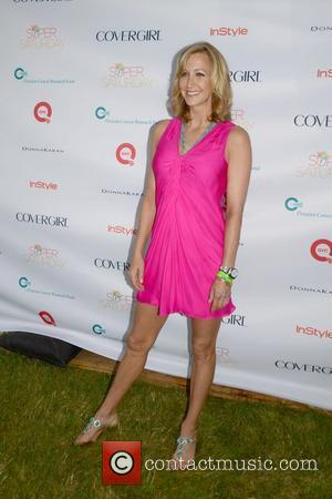 Lara Spencer  Kelly Ripa hosts Super Saturday 15 Garage Sale to raise money for the  Ovarian Cancer Research...