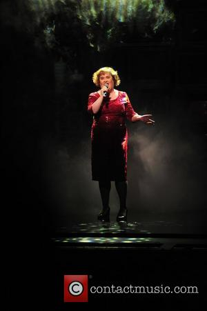 Susan Boyle Opening Night of 'I Dreamed a Dream', the musical about the life of Susan Boyle held at the...