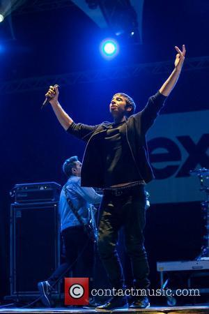 Example performing live at Festival Sudoeste TMN at Herdade da Casa Branca - Day Three Zambujeira do Mar, Portugal -...