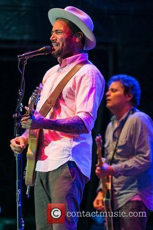 Ben Harper performing live at Festival Sudoeste TMN at Herdade da Casa Branca - Day two Zambujeira do Mar, Portugal...