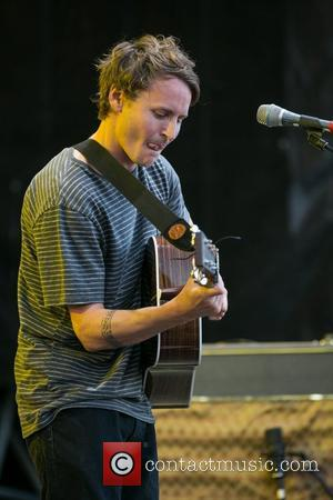 Ben Howard performing live at Festival Sudoeste TMN at Herdade da Casa Branca - Day two Zambujeira do Mar, Portugal...