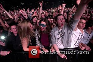 Swedish House Mafia and Ziggo Dome