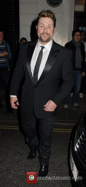 Michael Ball ,  at the 'Sweeney Todd' Press Night at the Adelphi Theatre. London, England - 20.03.12