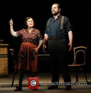 Imelda Staunton and Michael Ball