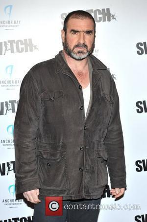 Eric Cantona Switch - UK film premiere held at the Cineworld Haymarket - Arrivals. London, England - 26.03.12