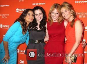 Constance Marie, Lea Thompson and Vanessa Marano