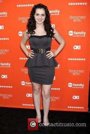 Vanessa Marano  'Switched at Birth' fall premiere and book launch party at The Redbury Hotel - Arrivals Los Angeles,...