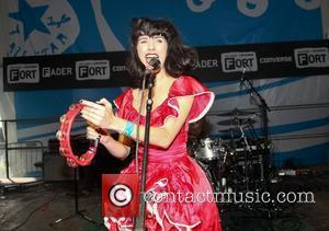 KIMBRA  The FADER FORT Presented by CONVERSE at the South by Southwest Festival (SXSW) Austin, Texas - 16.03.12, Mandatory