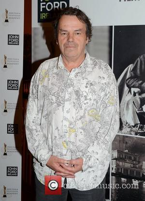 Neil Jordan The IFTA John Ford Ireland Symposium launch, held at The National Concert Hall - Arrivals Dublin, Ireland -...