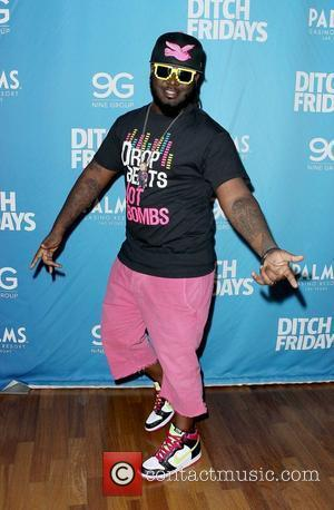 T-Pain attend 'Ditch Fridays' at the Palms Casino Resort Las Vegas, Nevada - 27.07.12