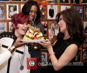 Sharon Osbourne, Aisha Tyler and Julie Chen