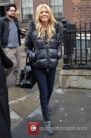 Tara Reid leaves O'Donoghues pub  Dublin, Ireland - 18.04.12.