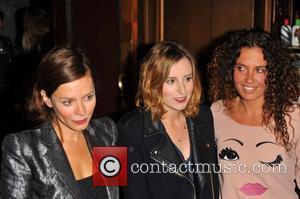 Anna Friel, Tara Smith and Laura Carmichael