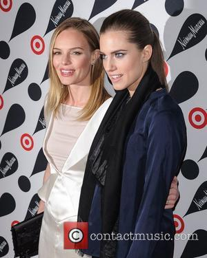 Kate Bosworth and Allison Williams
