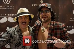 The Cuban Brothers, Tashatoruim, Whiteleys Shopping Centre and Movember