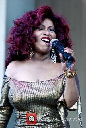Chaka Khan: 'Second Husband Beat Me'