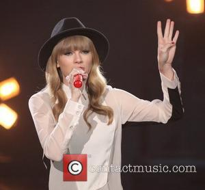 Taylor Swift and The X Factor