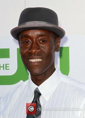 Don Cheadle CBS Showtime's CW Summer 2012 Press Tour at the Beverly Hilton Hotel - Arrivals Beverly Hills, California -...