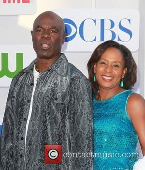Glynn Turman and Beverly Hilton Hotel