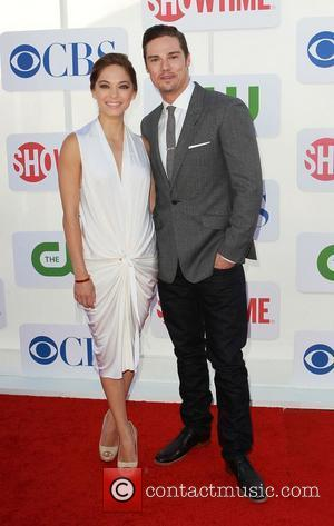 Jay Ryan, Kristin Kreuk CBS Showtime's CW Summer 2012 Press Tour at the Beverly Hilton Hotel - Arrivals Beverly Hills,...