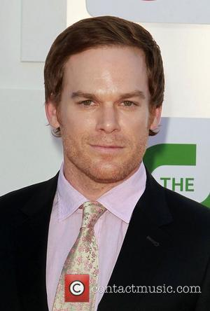 Michael C. Hall and Beverly Hilton Hotel