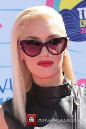 Gwen Stefani and Gibson Amphitheatre