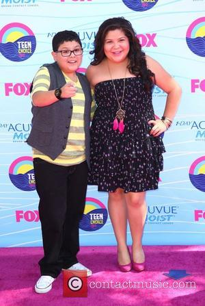 Rico Rodriguez and Raini Rodriguez  The 2012 Teen Choice Awards held at the Gibson Amphitheatre - Arrivals Universal City,...