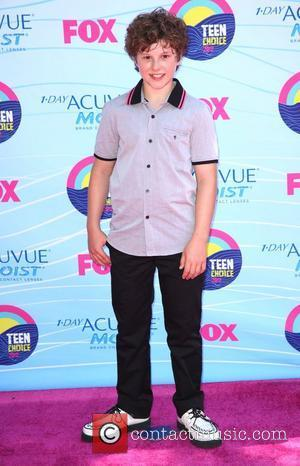 Nolan Gould  The 2012 Teen Choice Awards held at the Gibson Amphitheatre - Arrivals Universal City, California - 22.07.12